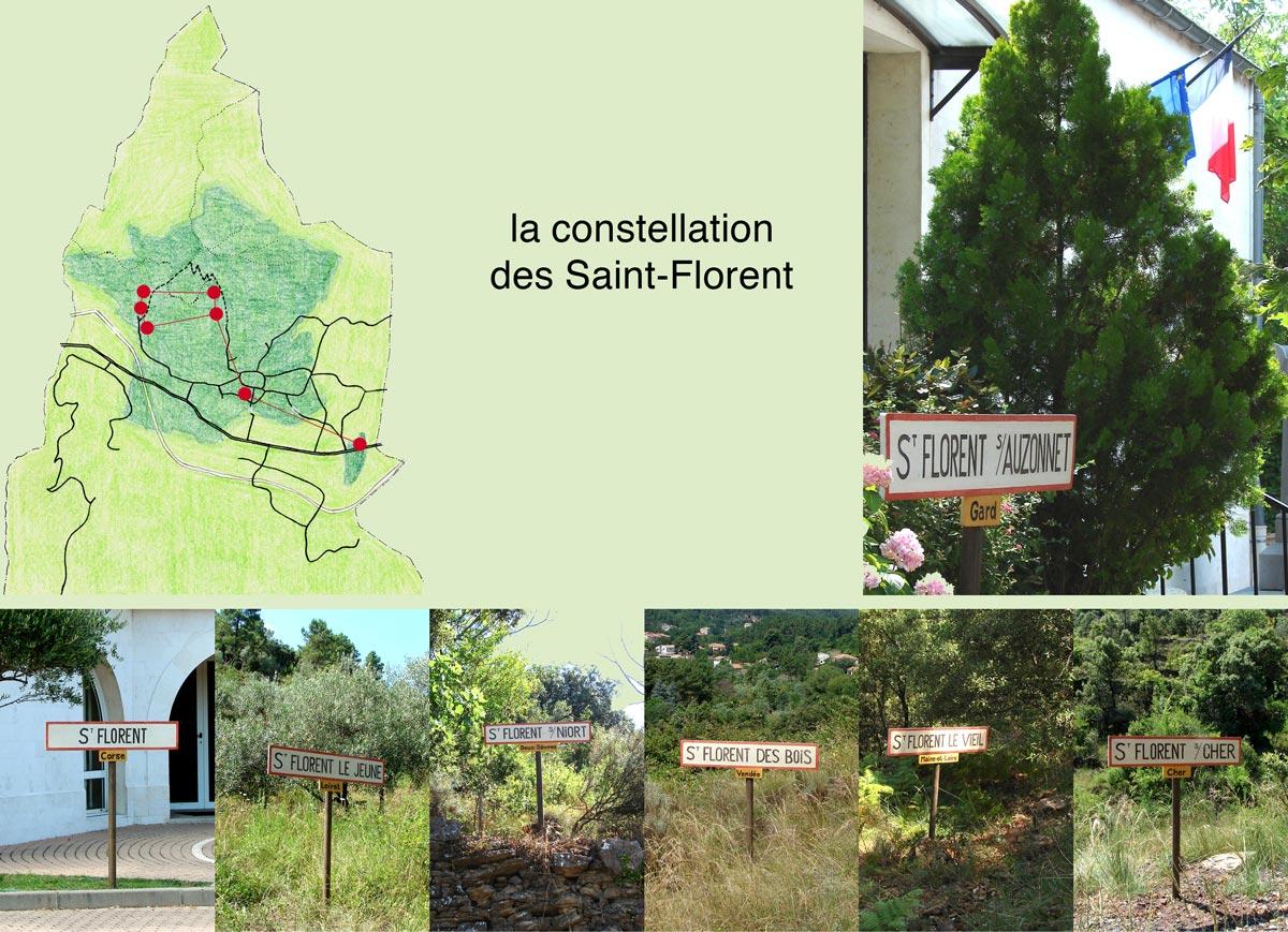 la constellation des Saint-Florent
