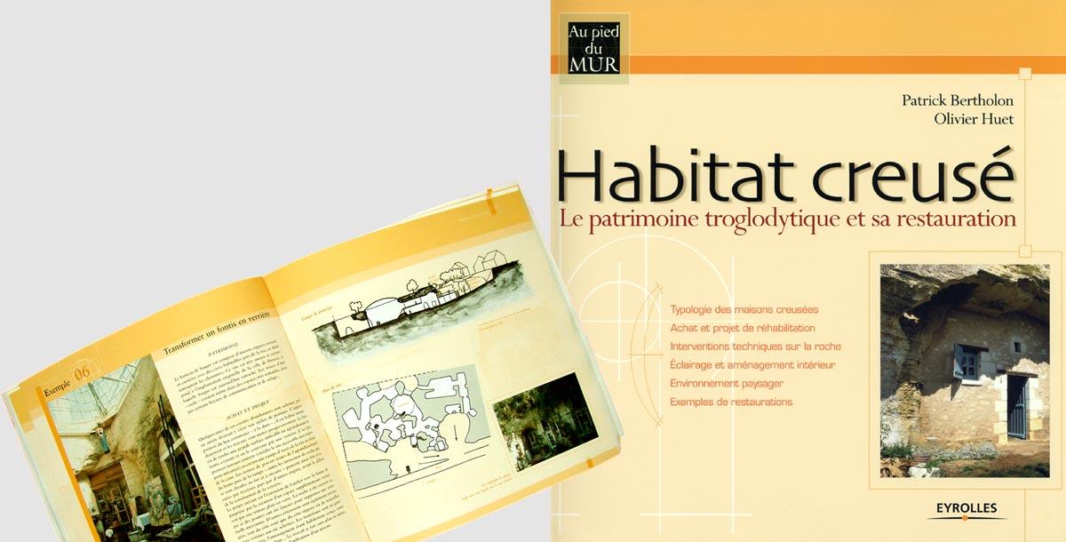 Habitat creusé