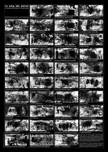 Le sang des pierres, Olivier Huet 1996 © les Fujak
