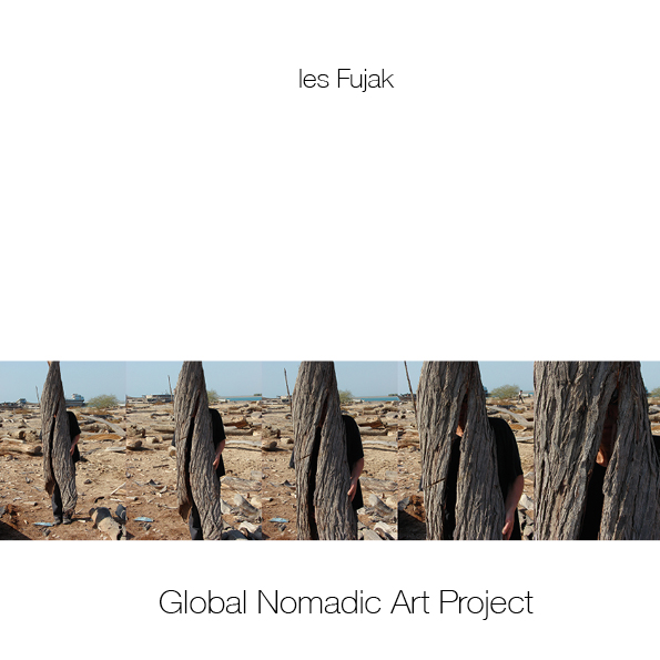Les Fujak, catalogue de différentes résidences GNAP (Golbal Nomadic Art Project) en 2016 et 2017.