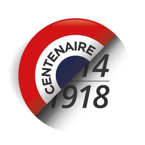Logo label du Centenaire