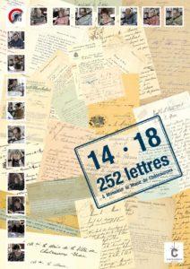 14•18 : 252 lettres à Monsieur le Maire de Châteauroux, installation vidéo © les Fujak 2018